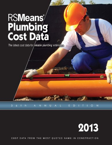 RSMeans Plumbing Cost Data 2013