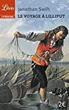 Le voyage à Lilliput by Jonathan Swift (2004-08-11) - J'ai lu - 11/08/2004