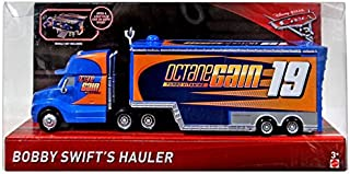 Disney Pixar Cars 3 Bobby Swift Hauler (Octane Gain)