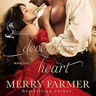 December Heart audiobook cover art