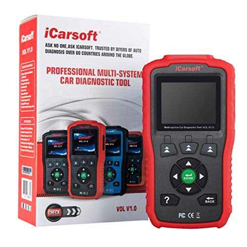 iCarsoft Maschinen-Diagnose Volvo i906-1275