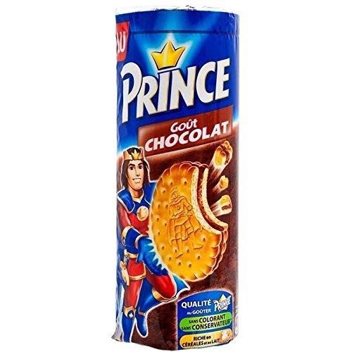 Lu Príncipe Galletas De Chocolate 300g (Paquete de 6)