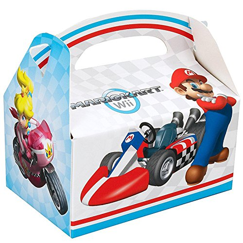 Mario Kart Birthday Goodie Bag Pack