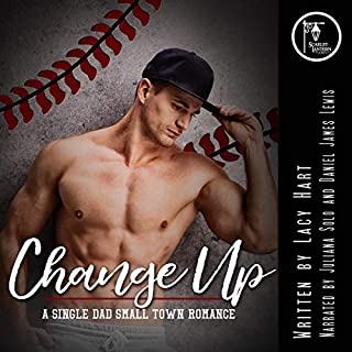 Change Up audiobook cover art