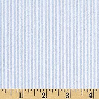 Best blue seersucker fabric by the yard Reviews