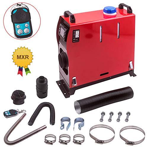 12V 5KW Calentador de Aire de Diesel Display LCD Control Remote Termostato para Coches Automóvil Camiones Barco Autobús RV Motorhome [EU STOCK]