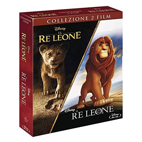 Il Re Leone Cofanetto Bluray  (2 Blu Ray)