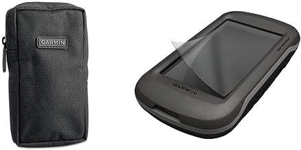 Garmin Universal Carrying Case 010-10117-02 & Garmin Anti-Glare Screen Protectors for Montana