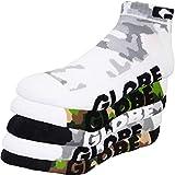 Globe Malcom Ankle 5er Pack Socken (40-45, camo)