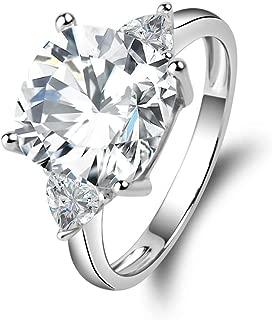 Best canary cushion cut diamond ring Reviews