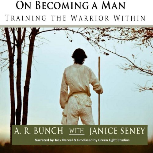 On Becoming a Man audiobook cover art