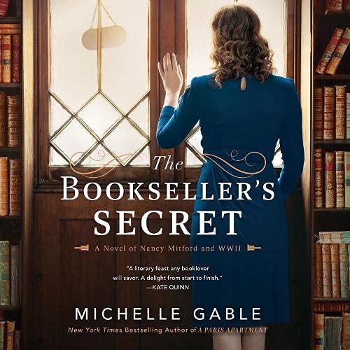 The Bookseller's Secret cover art