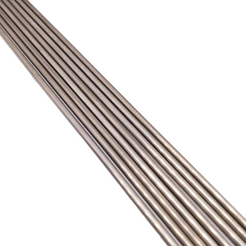 8pcs OD 2mm ID 1.5mm Length 250mm 304 Stainless Steel Capillary Tube