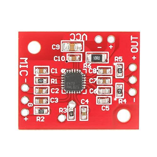Versterkerprint 1PCS K472 Electret-microfoons met laag geluidsniveau Versterkerprint