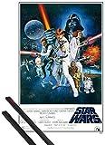 1art1 Star Wars Poster (91x61 cm) Episode IV, Eine Neue