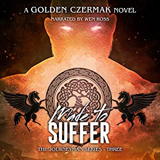 Made to Suffer audiobook cover art