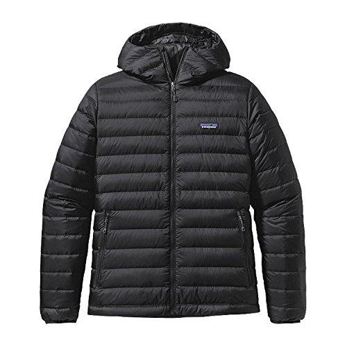 Patagonia Herren jacke Sweater Hoodie, Black, M, 84701