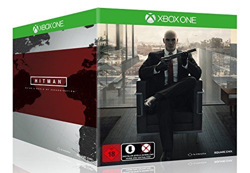 Hitman - Collector's Edition - [Xbox One]