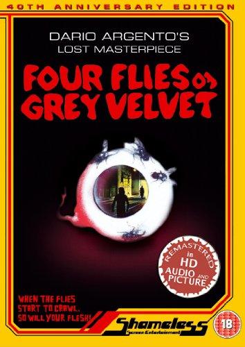 SHAMELESS Four Flies On Grey Velvet [DVD]