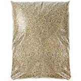 SQUAWK Sunflower Hearts Wild Bird Food | Finest Bakery-Grade Garden Seed Mix | Husk Free and Dehulled No Mess Seeds | Nutritious, Natural and Healthy Feed Mixture | Balanced Vitamin Recipe (12.5KG)