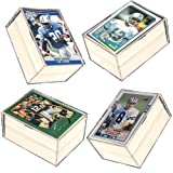 400 Card NFL Football Gift Set - w/Superstars, Hall of Fame Players