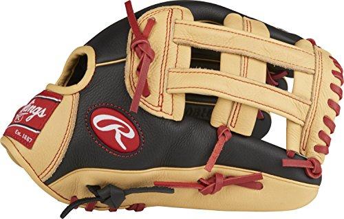 Rawlings SPL120BH-6/0 Select Pro Lite Youth Baseball Glove, Bryce Harper Model, Regular, Pro H Web, 12 Inch