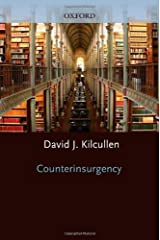 Counterinsurgency by David Kilcullen (2010-05-19) Hardcover