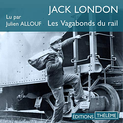 Couverture de Les vagabonds du rail