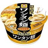 マルちゃん 味の逸品 ワンタン麺 ピリ辛味噌 82gX12