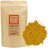 Curry Hot 'Caliente' 200g 'bolsa kraft resellable'