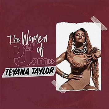 Women of Def Jam: Teyana Taylor