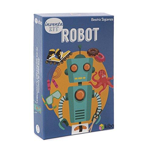 KIBO Robot - Juego Creativo de Inventos de la Colección InventaKIT