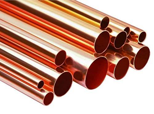 Ventral copper pipe