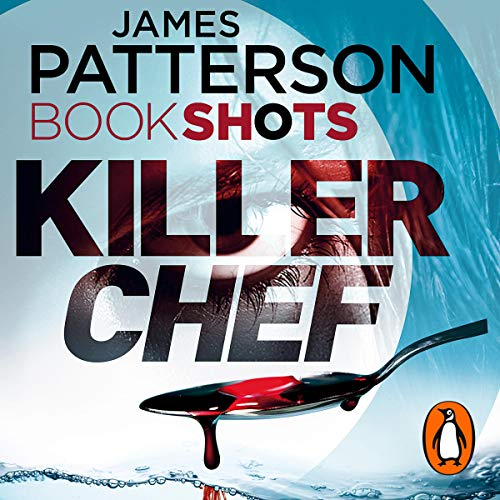 Killer Chef Audiobook By James Patterson cover art