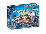 Playmobil Playmobil-6924 City Action Control de Policia (6924)