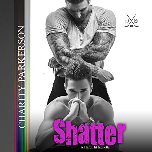 Shatter audiobook cover art