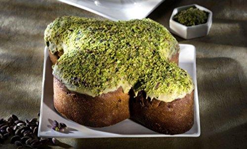 ColomBacco, Colomba pasquale artigianale con 30% crema al pistacchio, 900 gr