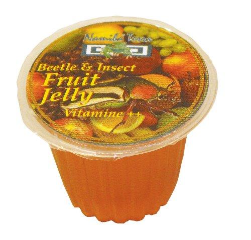 Namiba Terra 0345 Beetle und Insect Vitamin-Frucht Jelly Nachfüllpackung, 50-Stück im Beutel