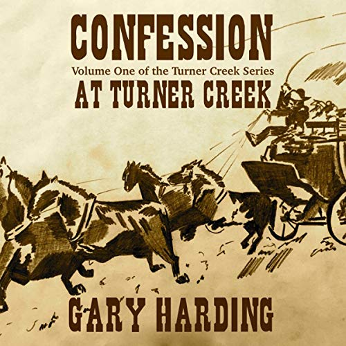 Confession at Turner Creek audiobook cover art