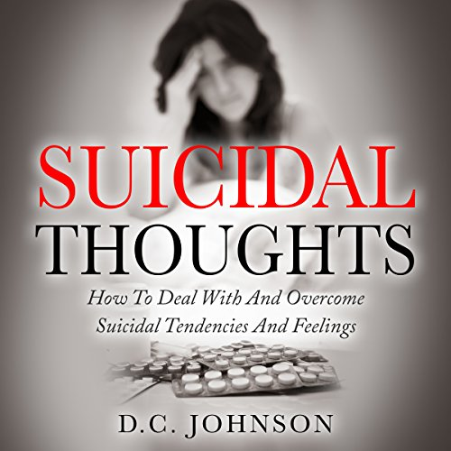 Suicidal Thoughts audiobook cover art