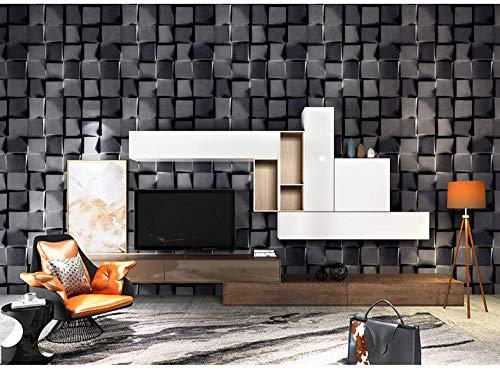 KJCJBZ Schlafzimmer Wohnzimmer Wand Imitation Kieselalge Schlamm Farbe einfarbig grau blau Tapete 2D Vliestapete meliert-10 X0.53m (5.3 square meters)