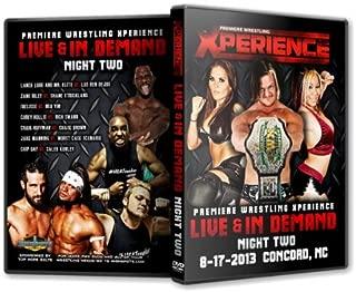 PWX Premiere Wrestling Xperience - Live & In Demand Night 2 DVD-R