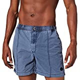 NORTH SAILS Short W/Logo 40 cm Baador para Hombre, Azul Navy, XXL