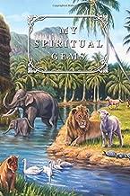 My Spiritual Gems: 2 (journal)  Notebook, Journal for Writing, Size 6