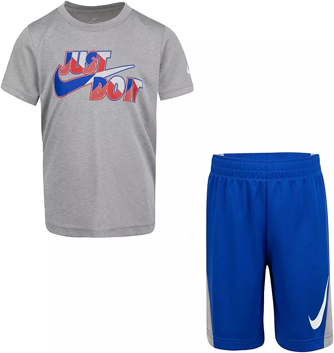 Nike Little Boys Dri-FIT Just Do Discount is also underway Product 2 It Tee Piece Shorts Set