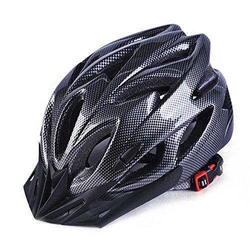Casco de bicicleta de montaña,Casco de ciclismo para adultos,Casco de bicicleta ajustable...