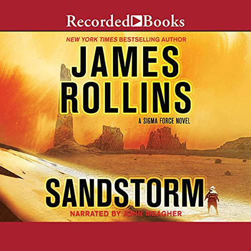Sandstorm cover art