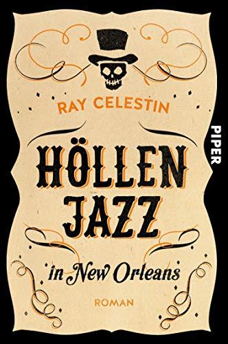 Höllenjazz in New Orleans (City-Blues-Reihe 1): Roman