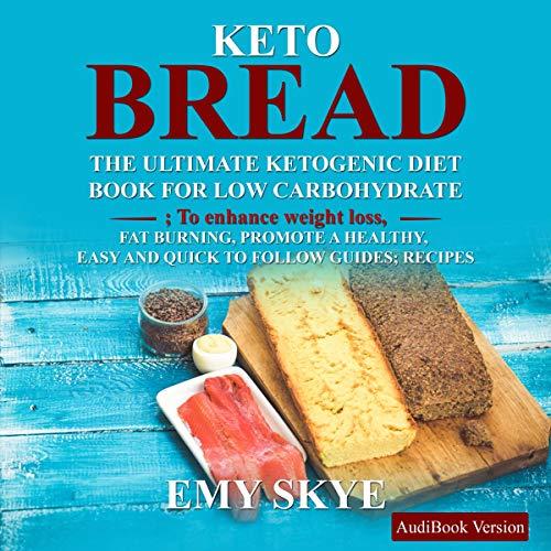 Keto Bread cover art