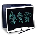 Richgv 15 Zoll LCD Writing Tablet mit Anti-Clearance Funktion und Stift, Digital Ewriter...